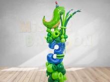 Dinosaur Stand Balloon